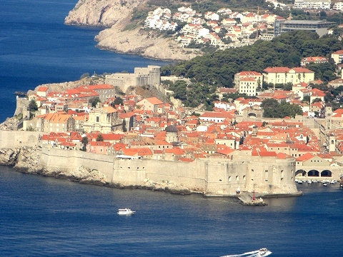 6日目(8/27):クロアチア アドリア海の真珠「ドブロヴニク」(1)_a0039199_21375912.jpg