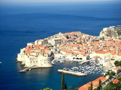 6日目(8/27):クロアチア アドリア海の真珠「ドブロヴニク」(1)_a0039199_21384216.jpg