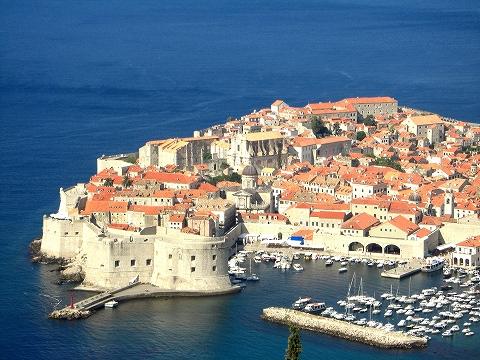 6日目(8/27):クロアチア アドリア海の真珠「ドブロヴニク」(1)_a0039199_2139925.jpg