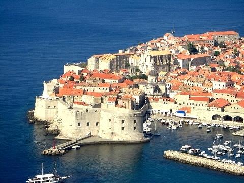6日目(8/27):クロアチア アドリア海の真珠「ドブロヴニク」(1)_a0039199_2140316.jpg