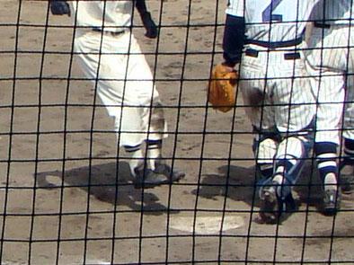 高校野球の秋季大会_a0047200_19592664.jpg