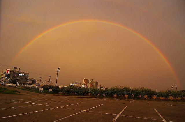 雨上がりの夕空に・・・_d0043136_11161798.jpg