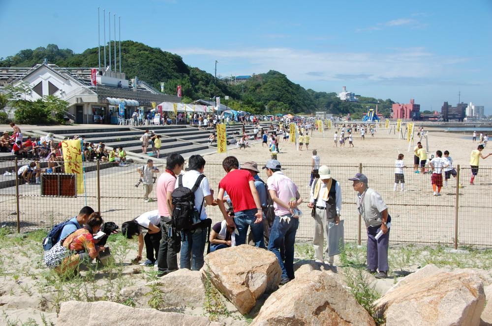 海辺の環境学習・エコツアー指導者育成講座サポート第2日_c0108460_23195529.jpg