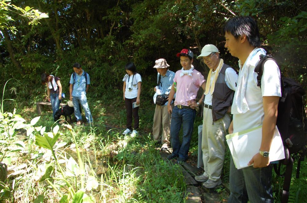 海辺の環境学習・エコツアー指導者育成講座サポート第2日_c0108460_2322173.jpg