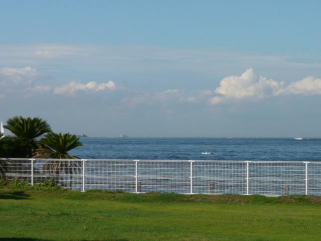 海を見ながらリラックス!~スパッソ_c0167264_19484090.jpg