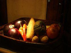 京野菜を中華で。_c0005672_2353455.jpg