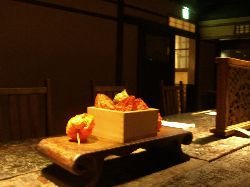 京野菜を中華で。_c0005672_2354239.jpg