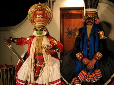 歌舞伎メイクにインドで遭遇_b0053082_4375759.jpg