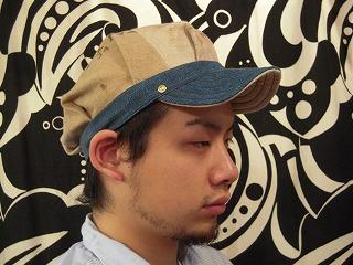帽子ですよ。_d0121303_1372131.jpg