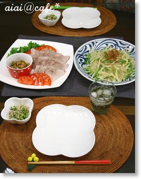 春雨とジャガイモの塩炒め_a0056451_1429384.jpg