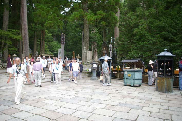 聖地巡礼①高野山(7・21~22)_c0014967_1252107.jpg