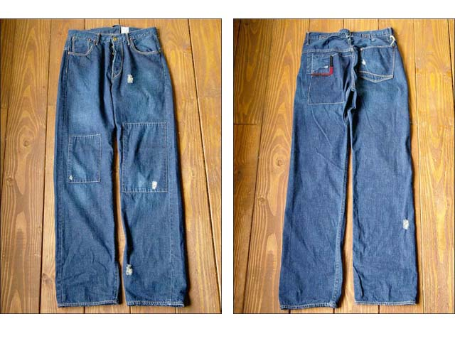 orslow/オアスロウ jacob pants/ヤコブパンツ_f0051306_18202336.jpg