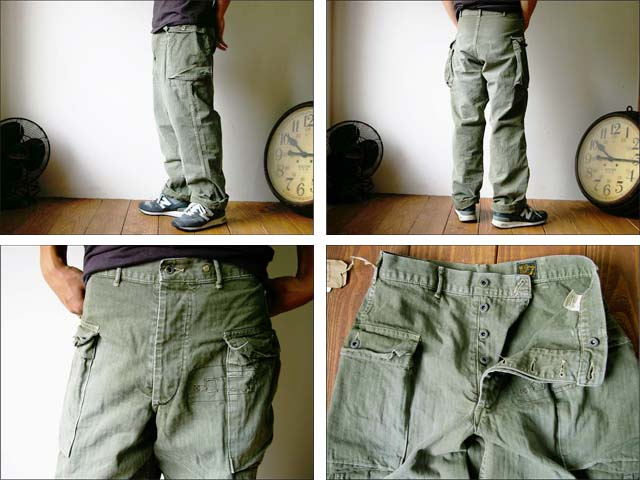 orslow/オアスロウ herring bone 2pocket pants_f0051306_1837596.jpg