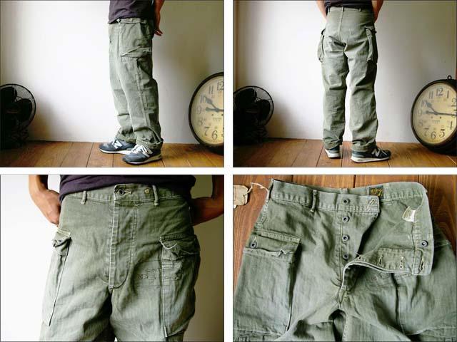 orslow/オアスロウ herring bone 2pocket pants_f0051306_1837596.jpg