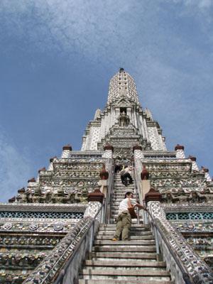 バンコク寺巡り1 ワットアルン_e0048413_18502551.jpg