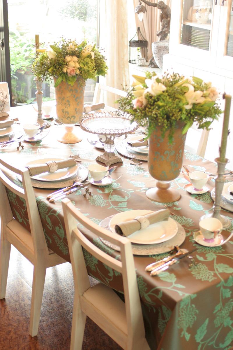 9月のテーブル_b0093830_15343951.jpg