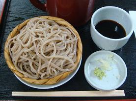 滝を越えて一心亭に蕎麦を食べに行く SOBA at Okutama valley_c0030645_21504255.jpg