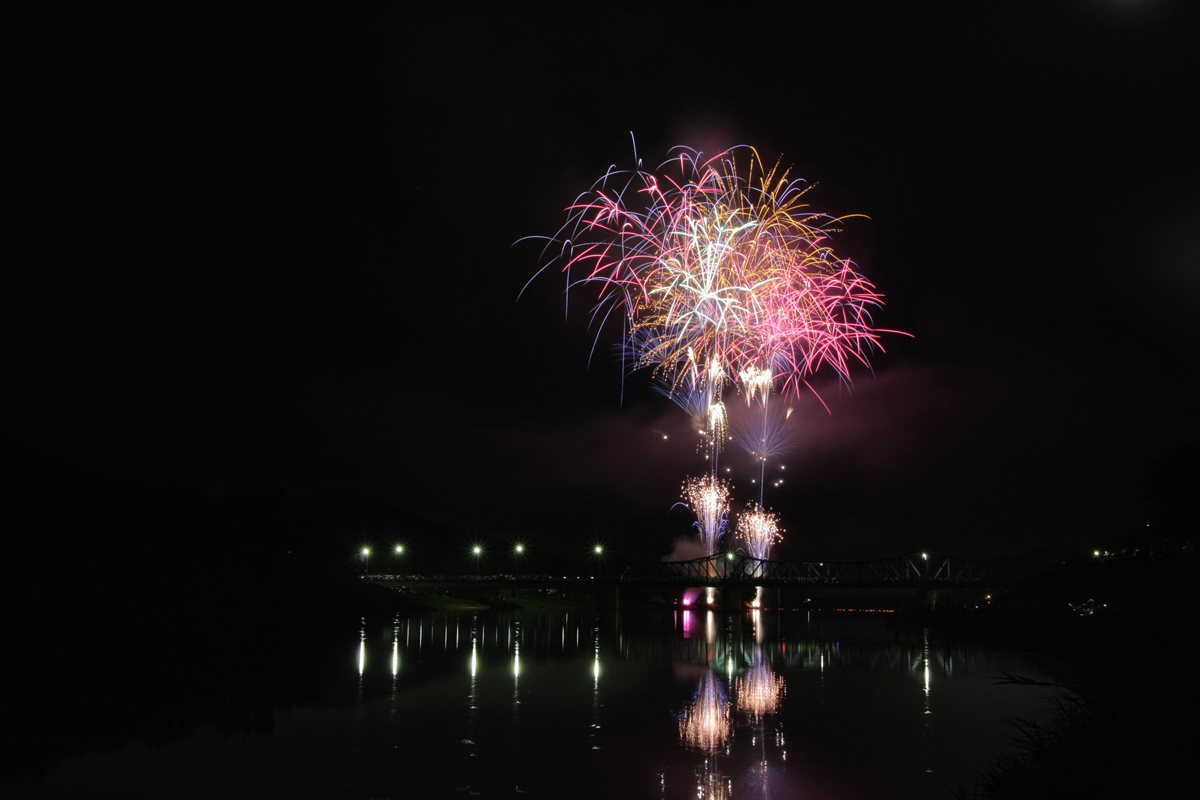 南丹市やぎの花火大会  2_f0021869_12223844.jpg