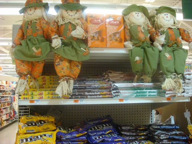 連休のスーパーはガラガラ、_d0100880_44759.jpg