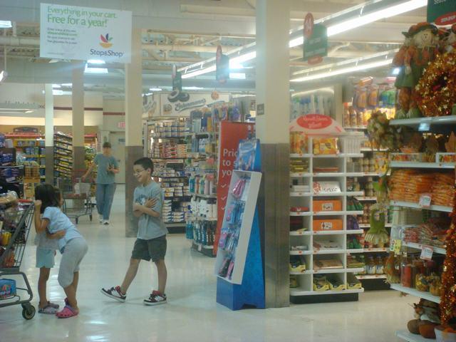 連休のスーパーはガラガラ、_d0100880_451624.jpg