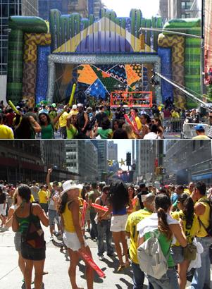 ブラジル国外では世界最大のお祭り Brazilian Day Festival_b0007805_1163291.jpg