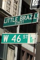 ブラジル国外では世界最大のお祭り Brazilian Day Festival_b0007805_12172891.jpg