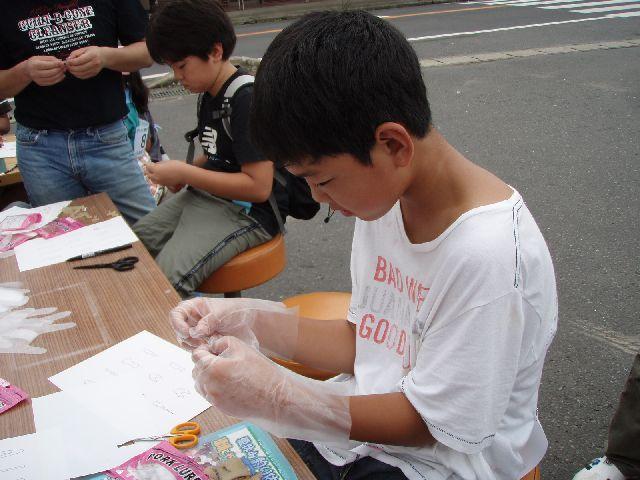 夏休み子供釣り体験教室のご報告_f0162462_7233432.jpg