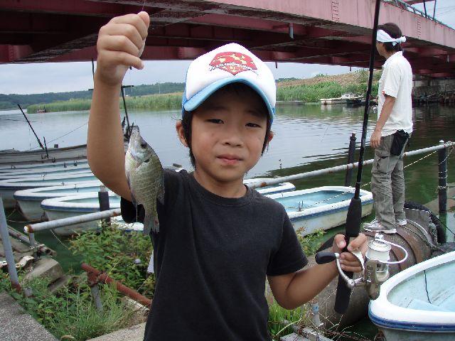 夏休み子供釣り体験教室のご報告_f0162462_7304549.jpg