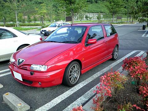 すべてのモデル アルファ ロメオ アルファ145 クアドリフォリオ : hidamariom.exblog.jp