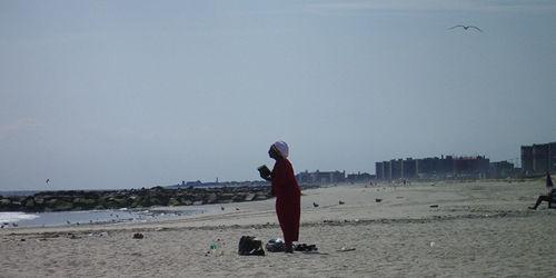 夏の終わりのビーチ part1_c0064534_22274773.jpg
