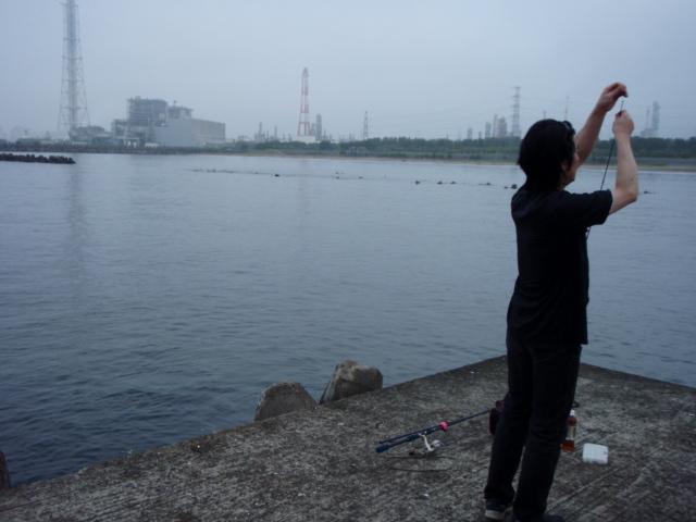 釣り湊浜_e0081753_3175433.jpg