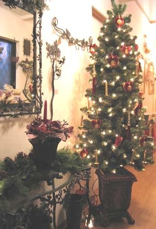 クリスマスツリー(プランター付&ライト付) をご紹介します♪_f0029571_19172936.jpg