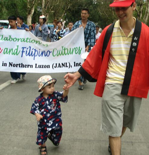 Baguio Day Photos  祝 第99回バギオ・デー 2008 _a0109542_1355126.jpg