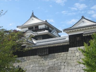 松山城見学_f0148649_2343763.jpg