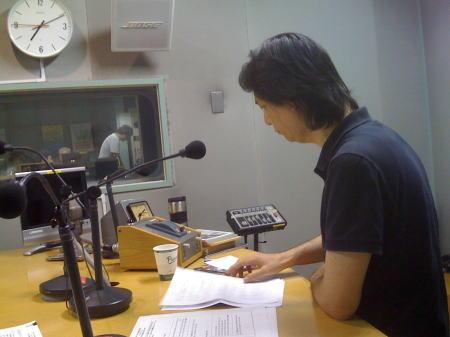2008-09-06 NHK-FMの収録_e0021965_10502574.jpg