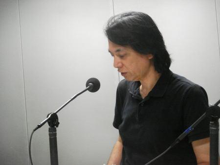 2008-09-06 NHK-FMの収録_e0021965_1051280.jpg