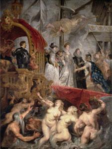 二人目のフランス王妃~マリア・デ・メディチ_f0106597_19484426.jpg