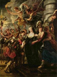 二人目のフランス王妃~マリア・デ・メディチ_f0106597_20211220.jpg