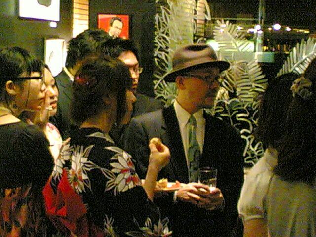 Qusumi Quintet at Quiet Lounge_c0077105_1122748.jpg