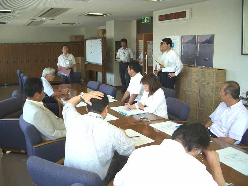 新人議員自主研修 富士川町の公共施設見学_f0141310_23324950.jpg