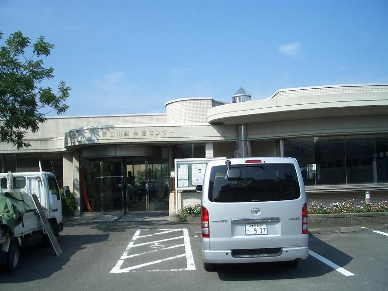 新人議員自主研修 富士川町の公共施設見学_f0141310_2333898.jpg