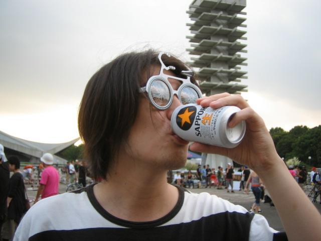 BFF Block Party @Komazawa Park_f0170995_1154264.jpg