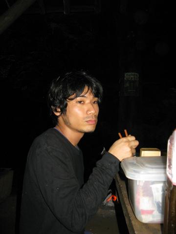 2008男魂夏キャンプ 其の一_b0152452_2385162.jpg