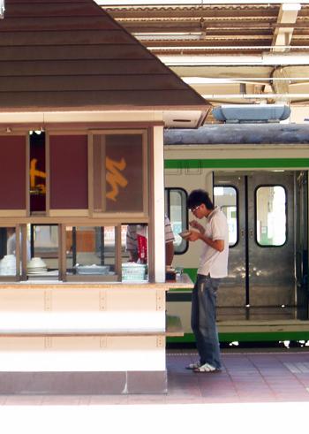 2008年9/4(木)『日本海の旅』 1日目_e0071652_1311496.jpg