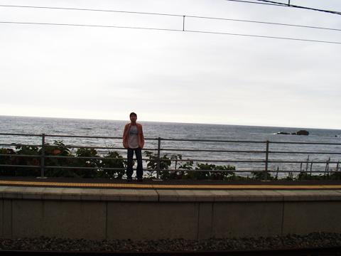 2008年9/4(木)『日本海の旅』 1日目_e0071652_14283176.jpg