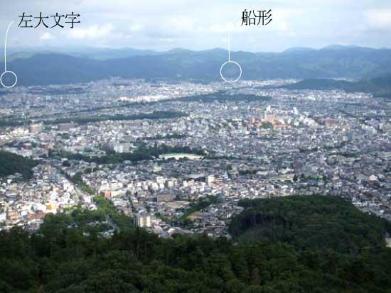 大文字・五山送り火_f0184004_13315316.jpg