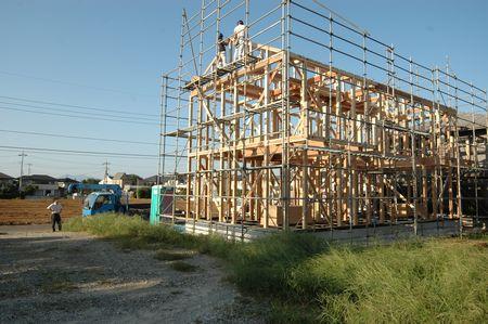 つくばのOMの家が上棟しました!_a0059217_13182267.jpg