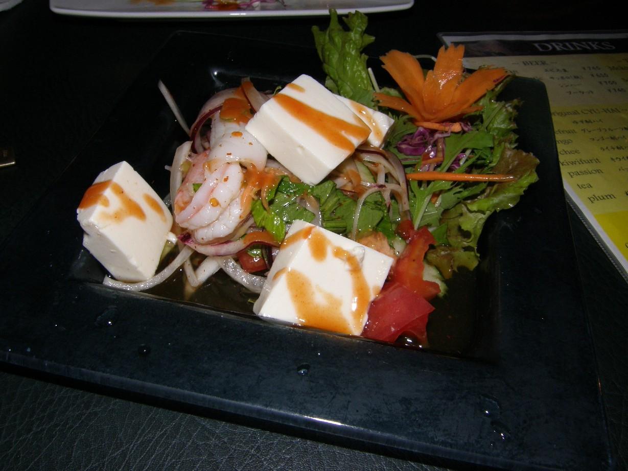 んまいもんシリーズ タイ料理編 京都にて_f0128542_1294319.jpg