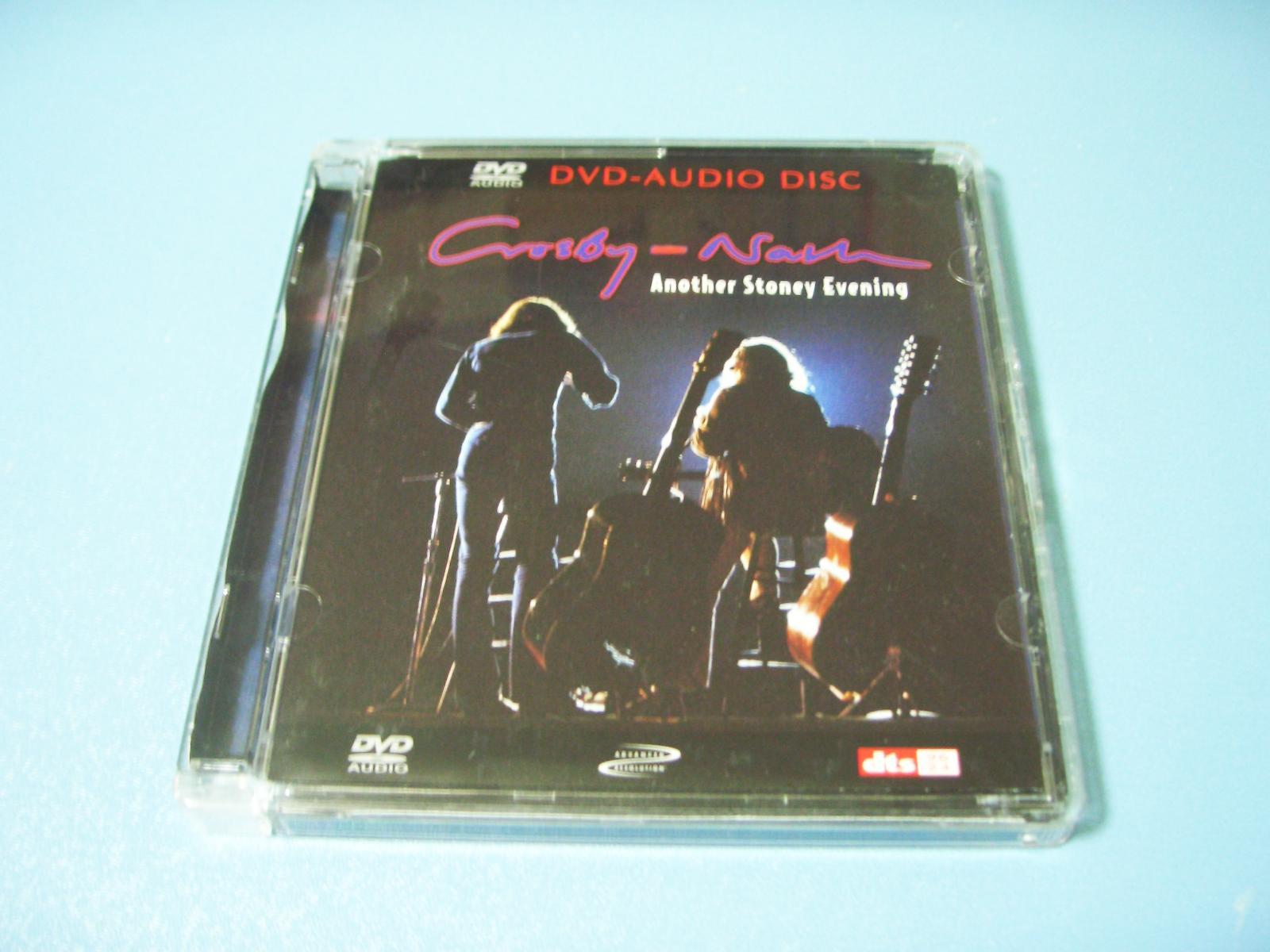 Crosby & Nash / Another Stoney Evening(DVD-AUDIO)_c0062649_22371672.jpg