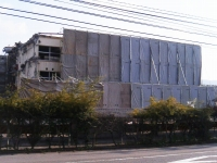 久世中学校解体工事_f0151251_1650254.jpg